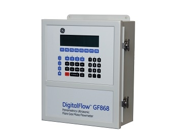 Original Image: BHGE DigitalFlow GF868 Flare Gas Mass Ultrasonic Flow Meter