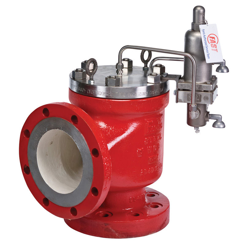 Original Image: Farris 3800 Series Process Relief Valve