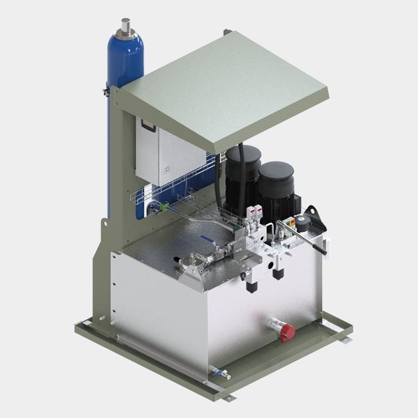Original Image: Hydraulic Power Unit (HPU)