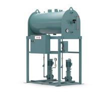 Original Image: Cleaver Brooks Boiler Feed System
