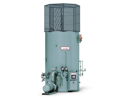Original Image: Cleaver Brooks Electrode Boiler