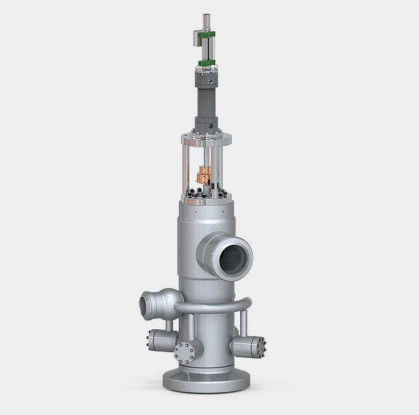Original Image: HBSE – NBSE Turbine bypass valves for boiler applications