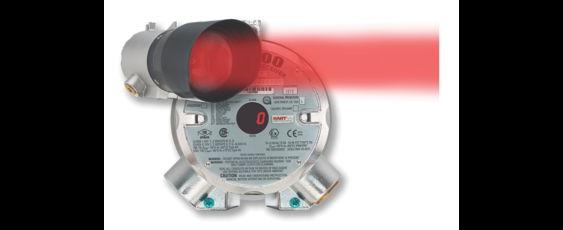 Original Image: General Monitors IR5500 Open Path Infrared Gas Detector