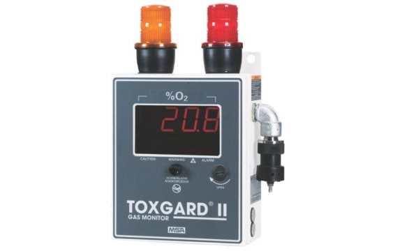 Original Image: MSA Toxgard II Gas Monitor