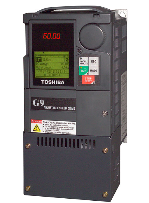 Original Image: Toshiba G9 Adjustable Speed Drive – Severe Duty