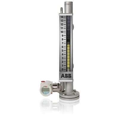 Original Image: ABB KM26 Magnetic Level Gauge