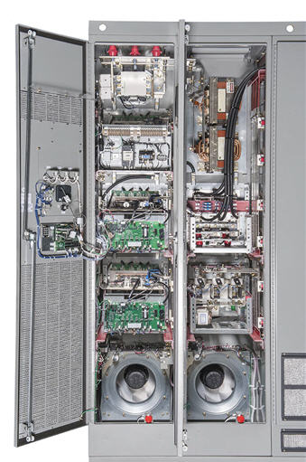 Original Image: Toshiba WX9 18-Pulse ASD with VLP for Water/Wastewater